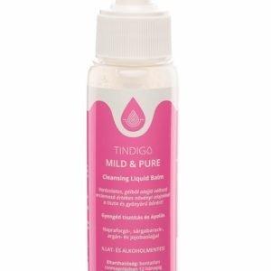 Tindigo Mild & Pure Cleansing Liquid Balm érzékeny bőrre