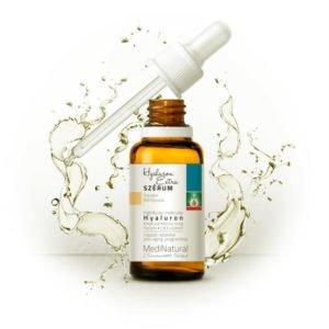 MediNatural Hyaluron Extra Szérum - anti-aging, hidratáló