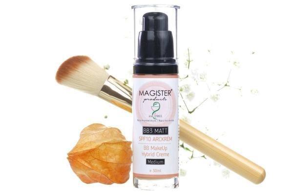 Magister Products BB3 Matt krém zsíros problémás bőrre