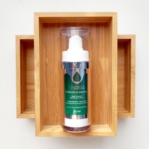 Tindigo Flawless and Magical serum 0,5% retinollal