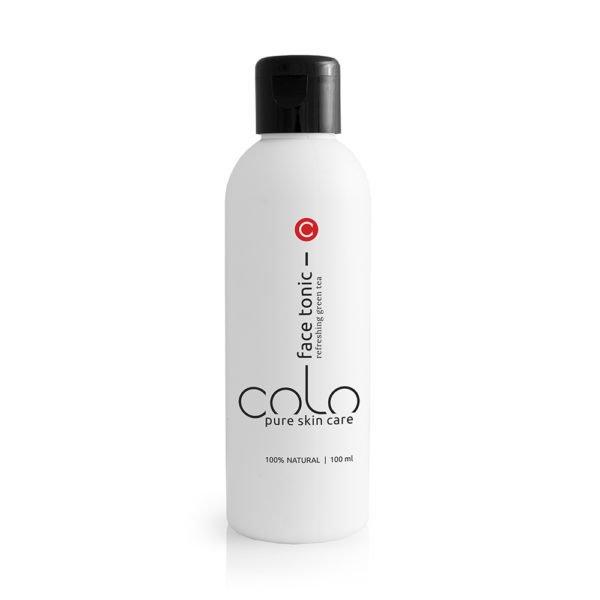 COLO-Frissítő arctonik zöldteával és C-vitaminnal