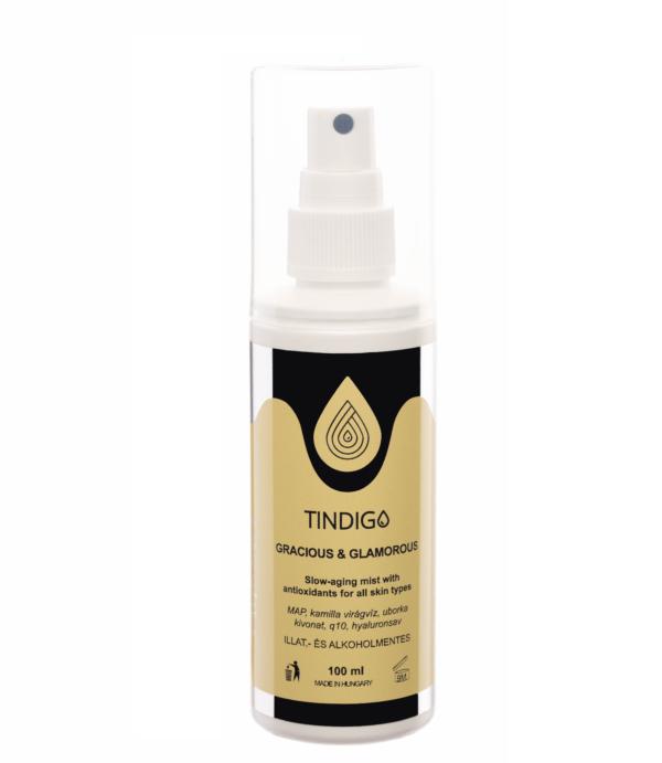 Gracious&Glamorous Slow-Aging Mist Antioxidánsokkal – minden bőrtípusra