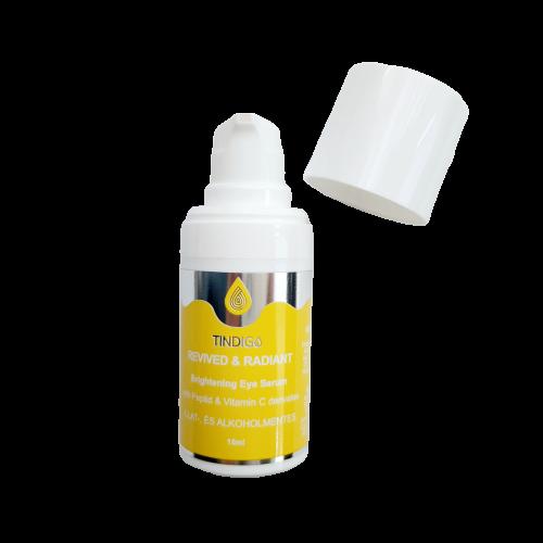 Tindigo Revived&Radiant C-vitamin&Peptid szemkörnyékápoló szérum