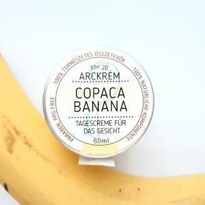 Magister Products - Copaca Banana SPF20 UVA/UVB arckrém - fényvédelem