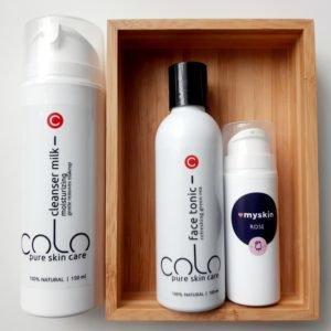 COLO - Myskin Rose anti-aging csomag
