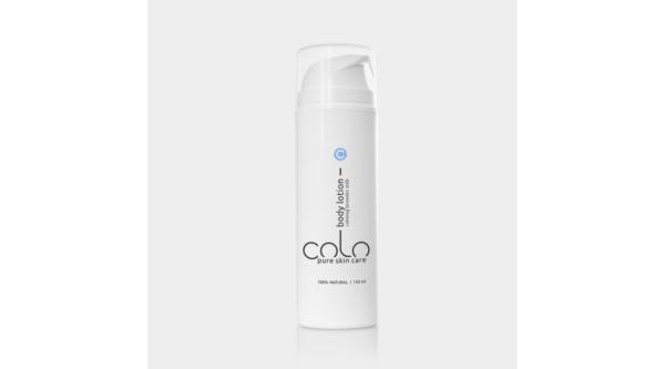 COLO - Nyugtató hatású könnyű levendulás testápoló tej