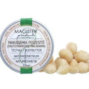 Magister Products Makadámia Feszesítő Testvaj