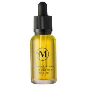 Mandulina homoktövis A vitamin éjszakai olaj szérum